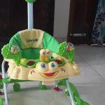 LuvLap Comfy Baby Walker Cum Rocker-Lovely. Thanks to LuvLap-By devika.arangath