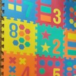 NHR Puzzle Playmat With Pop Out Number Shapes Pack-Number play mat-By saranya_naveen