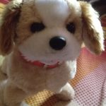 Webby Electronic Jumping Puppy Toy-Realistic puppy toy-By vandana586