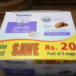 Himalaya Gentle Baby Soap Value Pack-Gentle baby soap-By vandana586