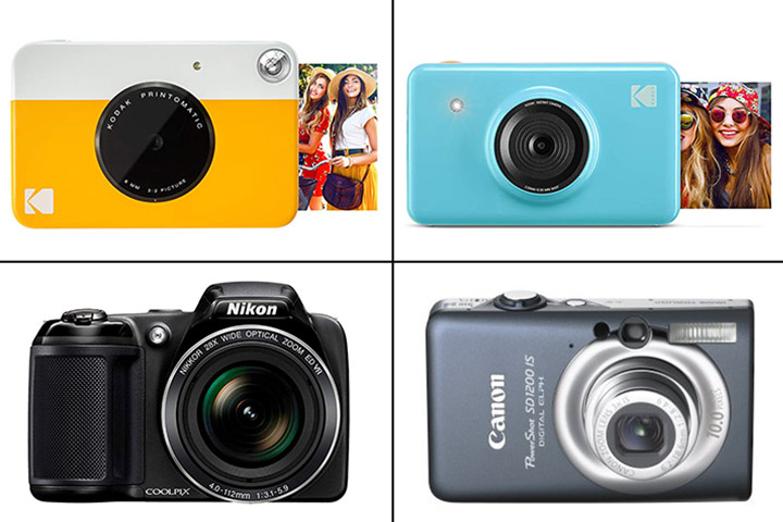 13 Best Digital Cameras For Teenagers In 2019