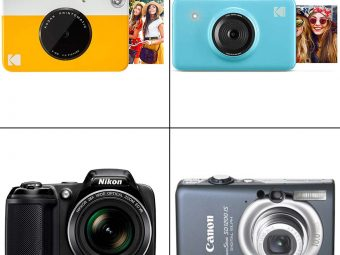 13 Best Digital Cameras For Teenagers In 2020