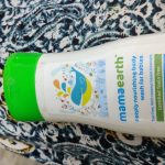 Mamaearth Deeply Nourishing Body Wash For Babies-Best for sensitive skin of babies-By shraddhatrikam