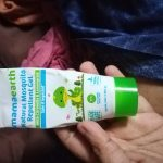 Mamaearth Natural Insect Repellent for babies-Natural protection for babies-By kavya