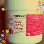 Mothercare All We Know Baby Nappy Cream-Tested by midwives-By keerthisiva91