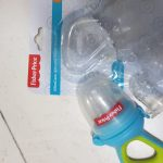 Fisher-Price  Nibbler with Fruit & Veggie Feed Silicone Mesh-Food Nibbler-By mridula_k
