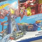 Hot Wheels Color Shifters Sharkport Showdown Playset-Hot wheels-By mridula_k