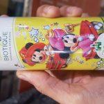 Biotique Disney Mickey Baby Body Wash-Cruelty free products!-By mridula_k