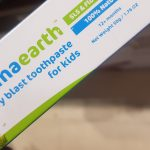 Mamaearth Berry Blast Toothpaste For Kids-Goodness of Nature: Aloe Vera and Strawberry!-By mridula_k