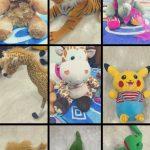 Ultra Elephant Soft Toy-Cuddly Elly!-By mridula_k
