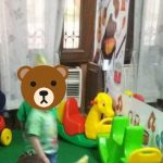 NHR Plastic Horse Ride On-Time for Horse Ride!-By mridula_k