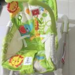 Fisher Price Newborn to Toddler Rocker With Free Diaper Bag-Good Deal-By vandana586