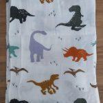 My Milestones 3 in 1 Muslin Swaddle Wrapper Pack-Good night sleep-By jayasree0806