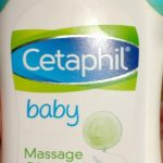 Cetaphil Baby Massage Oil-Cetaphil baby oil with sheabutter-By diya_sanesh