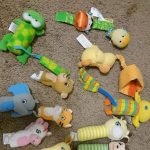 Kuhu Creations Animal Finger Puppets Pack-Jumping Puppets-By jayasree0806