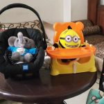 Mee Mee 2 in 1 Infant And Toddler Booster Seat-Independently Eat!-By mridula_k