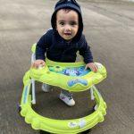 Sunbaby Butterfly Baby Walker-My son love it-By lavi_yadav