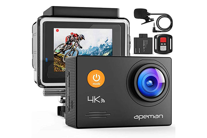 APEMAN A79 4K Action Camera