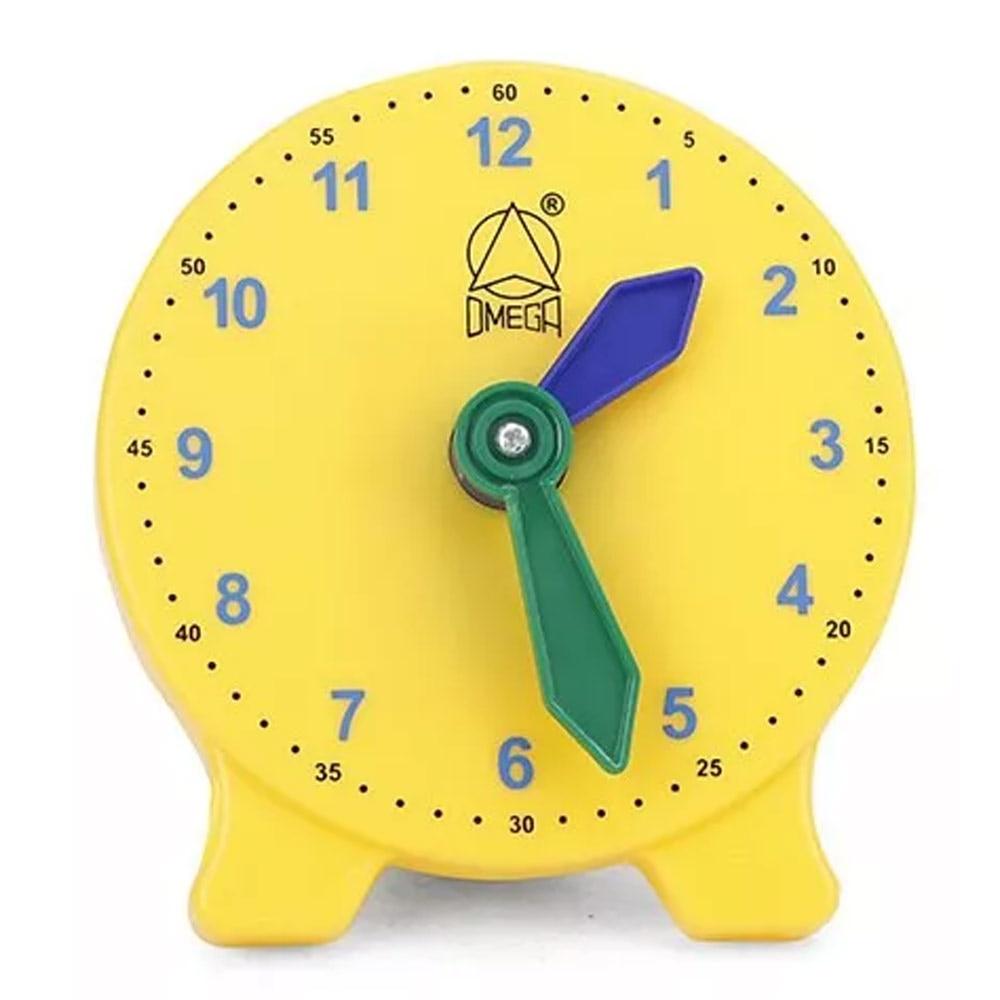 Alpaks Geared Clock