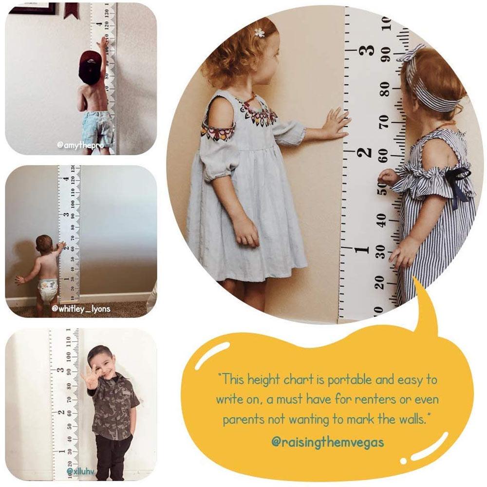 Ashtonbee Height Growth Chart for Kids