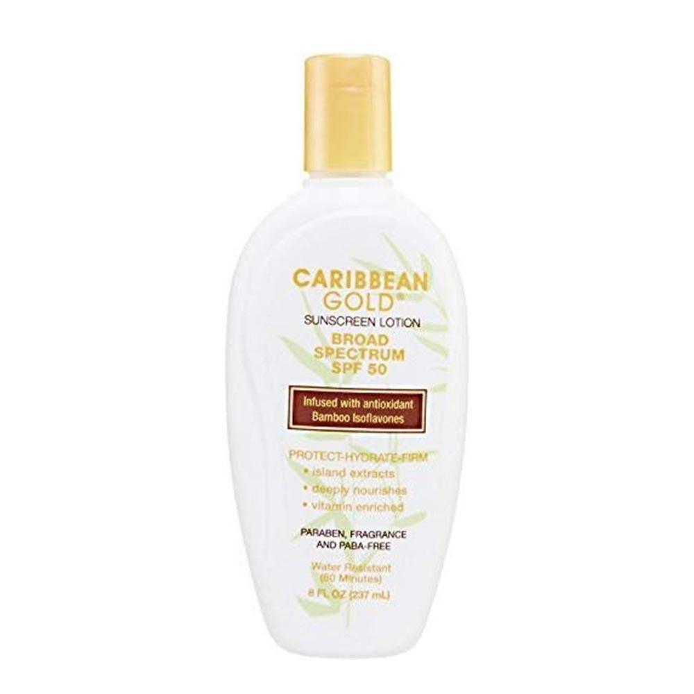 Australian+Gold Caribbean Gold SPF 50 Sunscreen Lotion
