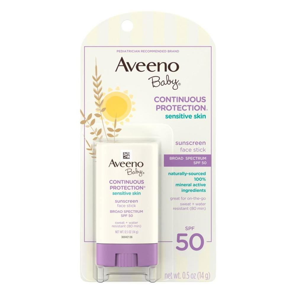 Aveeno Baby SPF50 Sunblock Stick