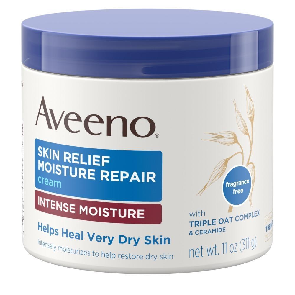 Aveeno Skin Relief Moisturizing Cream