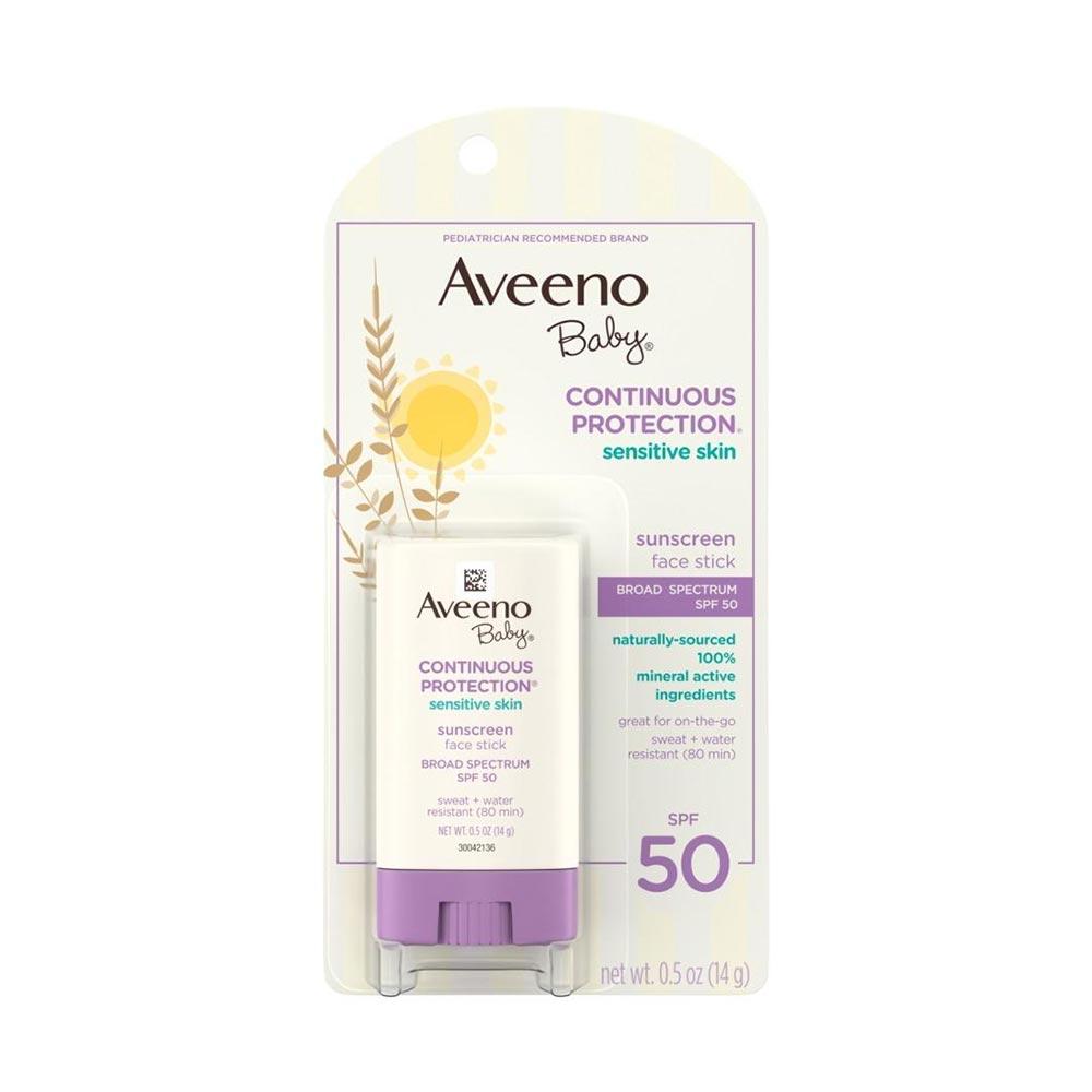 Aveeno Sun Natural Protection Baby SPF 50 Stick