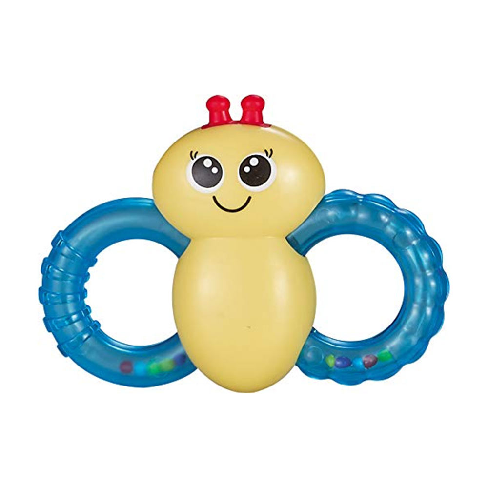 BAYBEE Baby's Silicone Butterfly Teether
