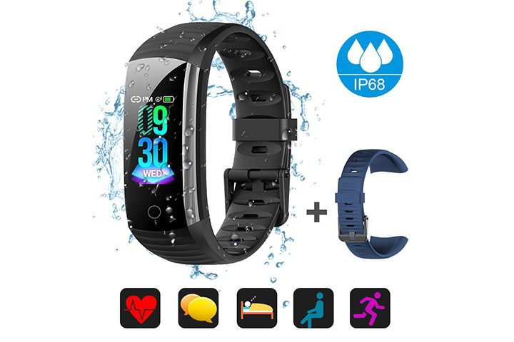 BTMAGIC Fitness Tracker Activity Watch