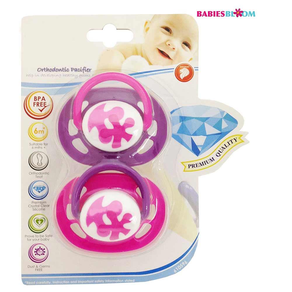 Babies Bloom Baby Pacifier
