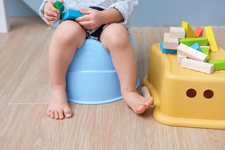 Babies Who Use Diapers Do Not Potty Train Early