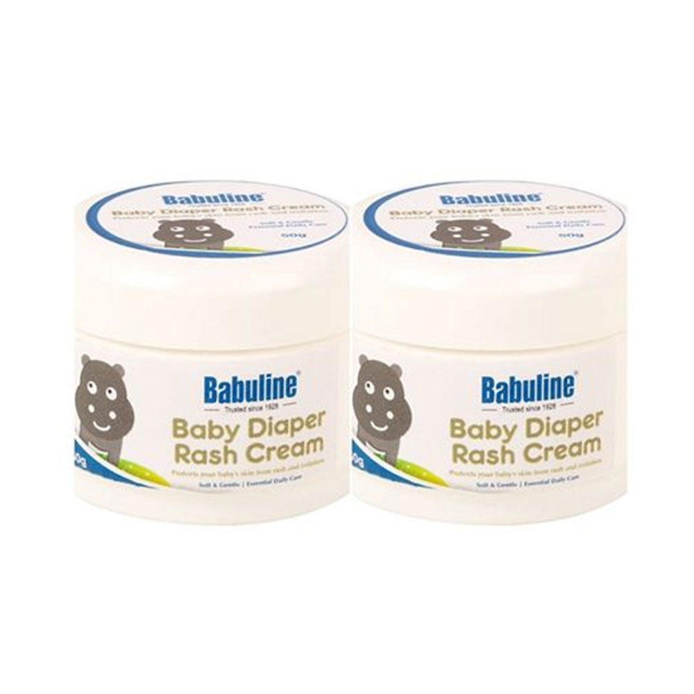 Babuline Baby Diaper Rash Cream