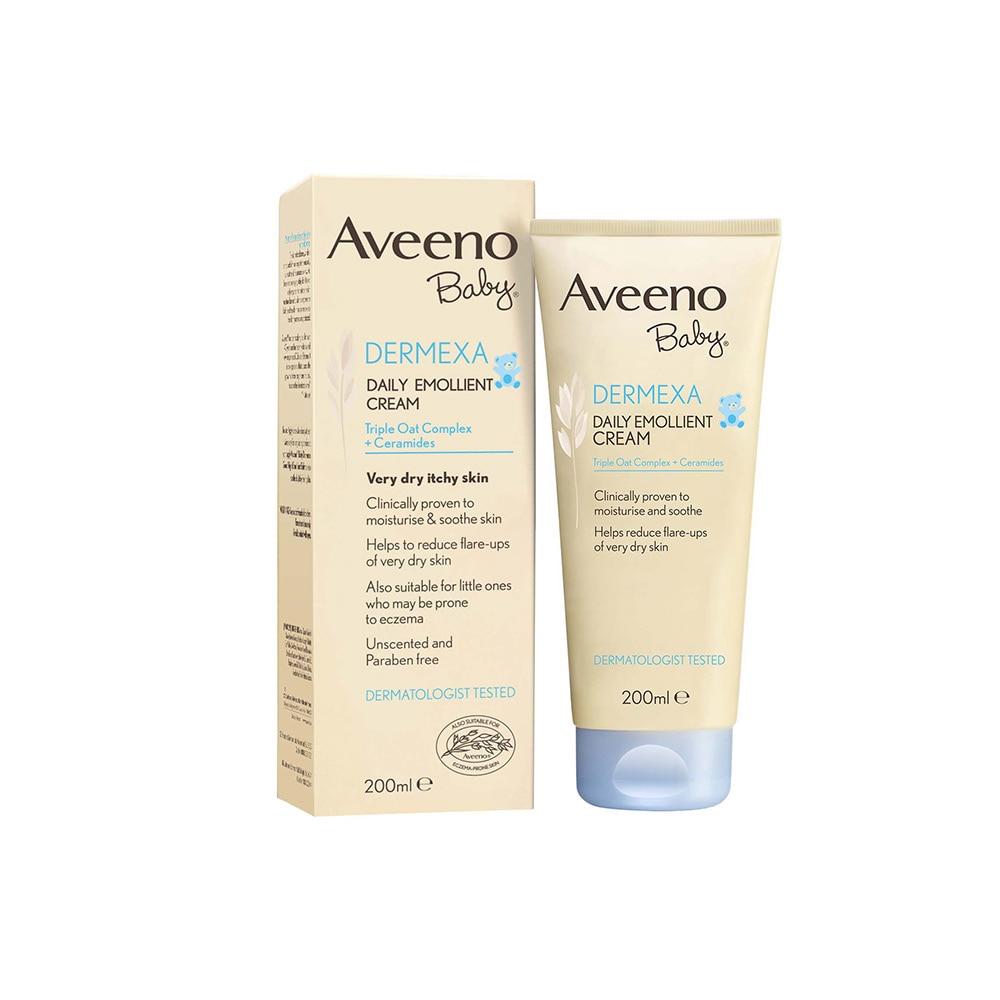 Aveeno Baby Dermexa Emollient Cream