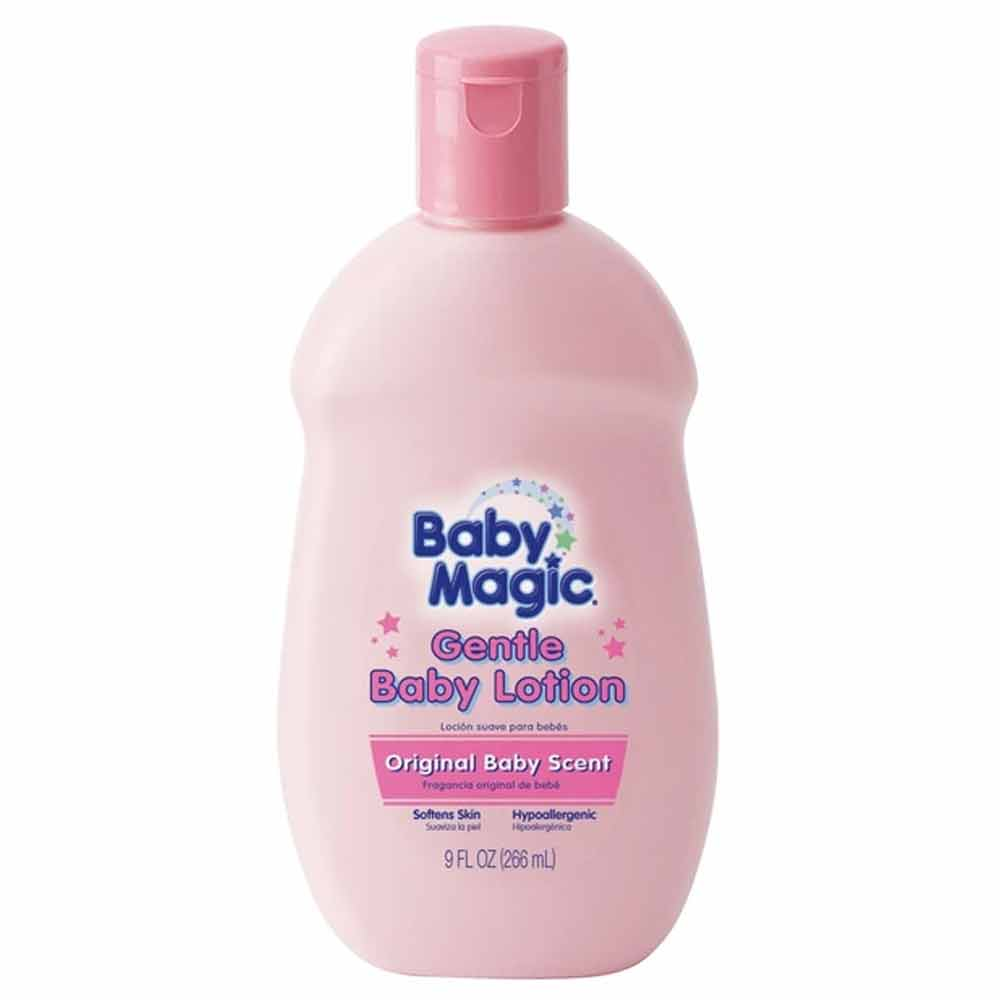 Baby Magic Gentle Baby Lotion Original Baby Scent