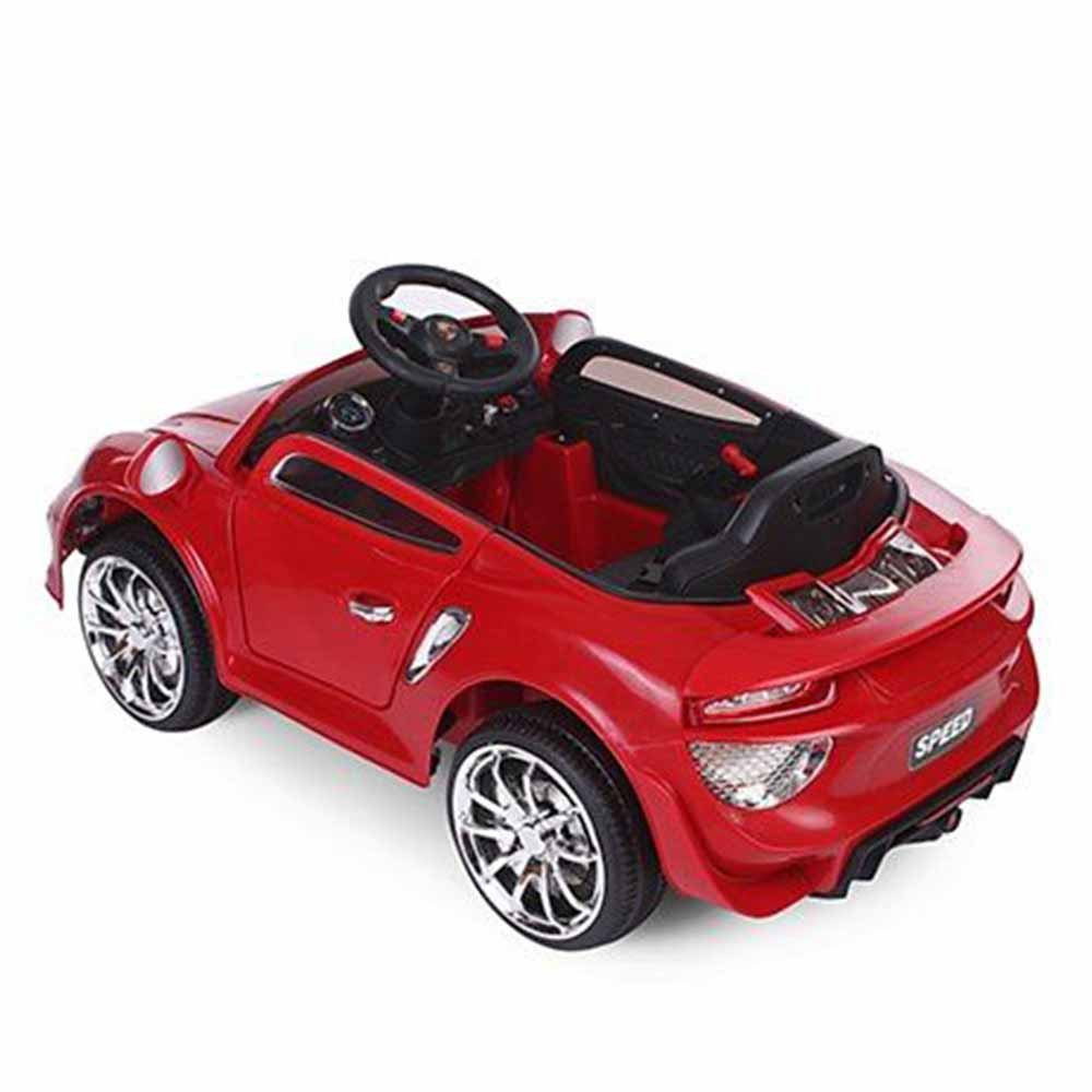 Babyhug Battery Operated Ride On Car With 2-point harness