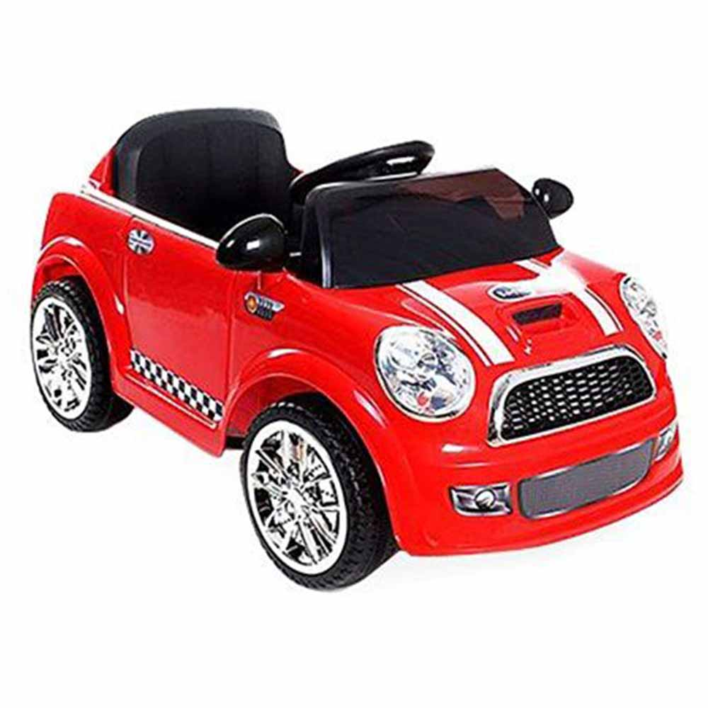 Babyhug Battery Operated Ride On Car With 2 Point Safety Harness & Parental Remote Control