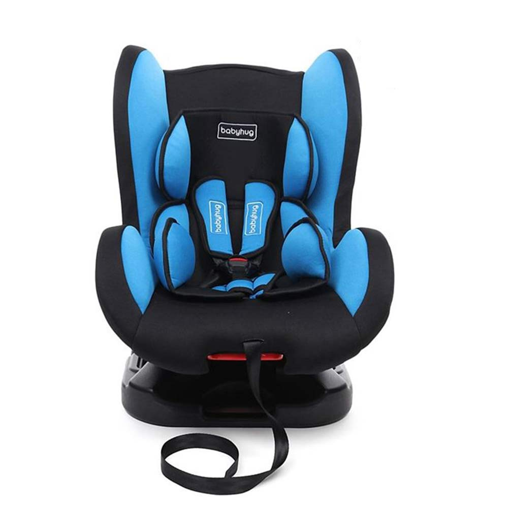 Babyhug Cruise Convertible Reclining Car Seat With Side Impact Protection-2