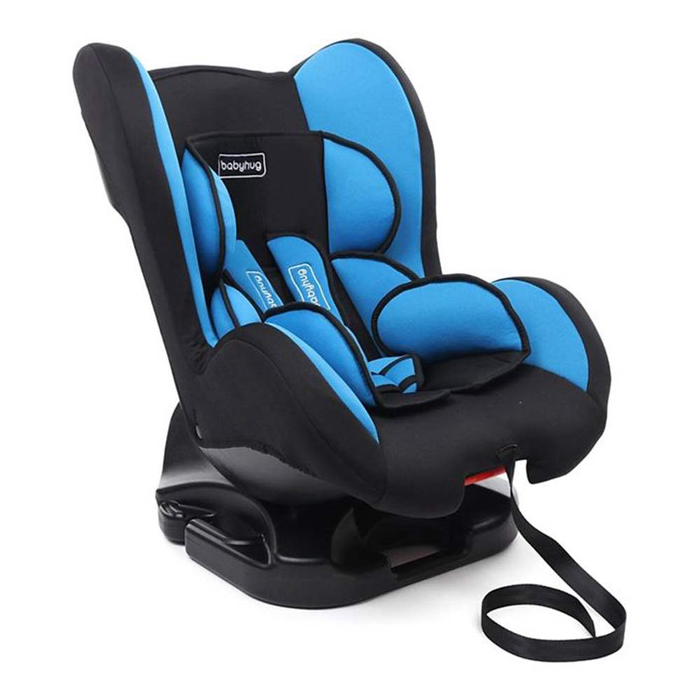 Babyhug Cruise Convertible Reclining Car Seat With Side Impact Protection-4