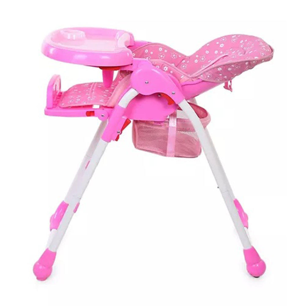 Babyhug Easy Diner High Chair With 5 Adjustable Heights & 3 Level Seat Recline-3
