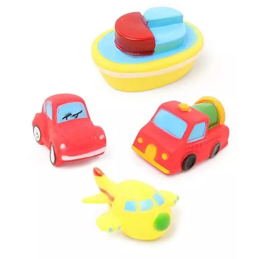 Babyhug Vehicle Bath Toys