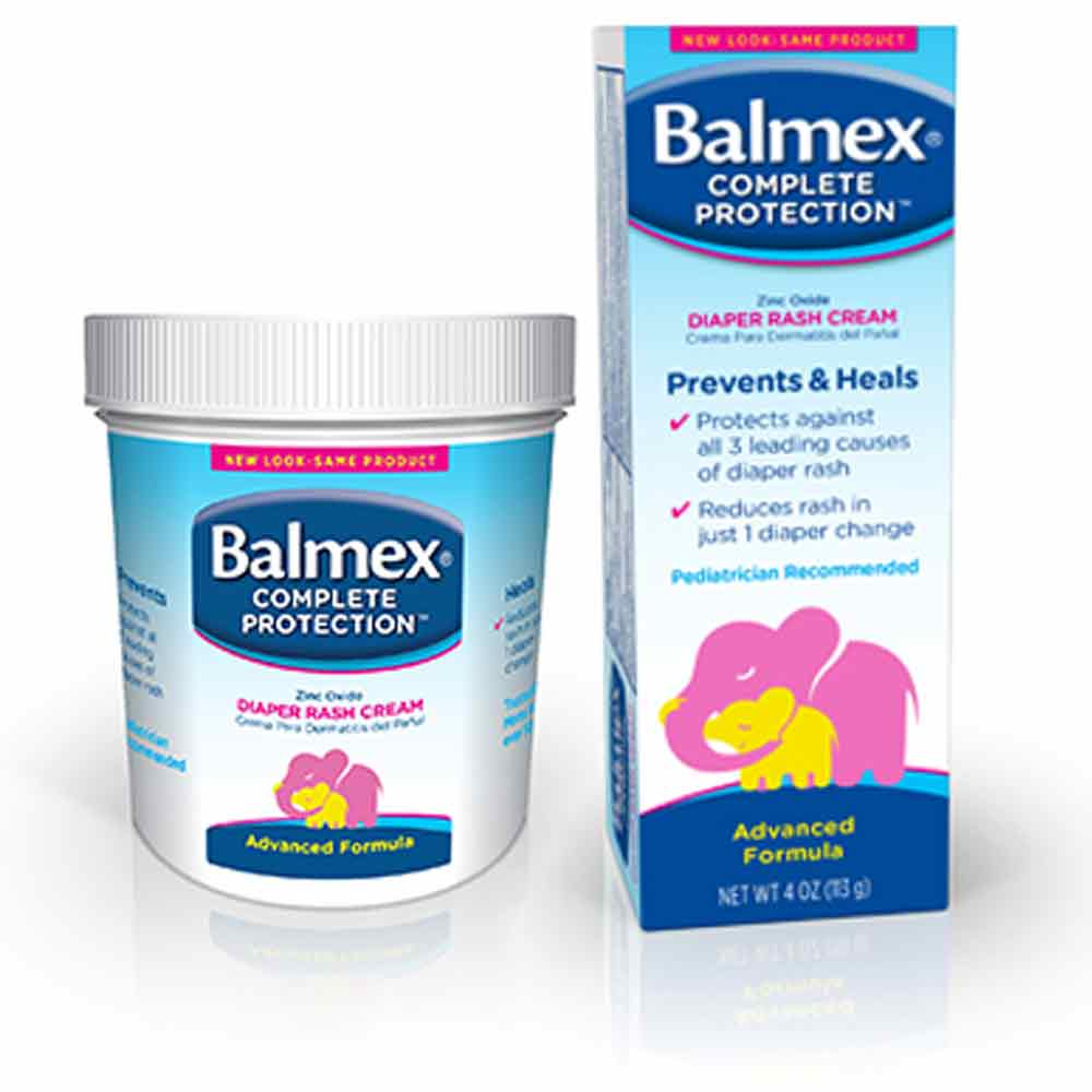 Balmex Diaper Rash Cream