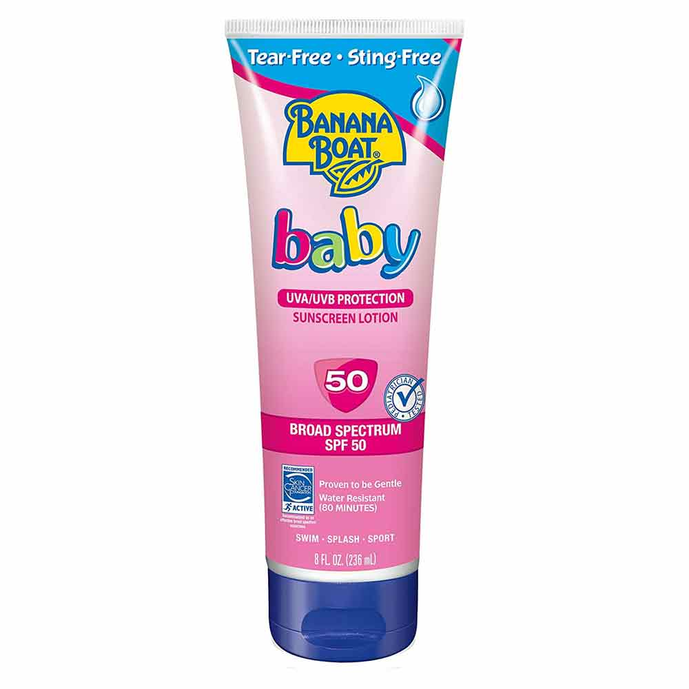 Banana Boat Baby Sunscreen Tear- & Sting FreeSunscreen