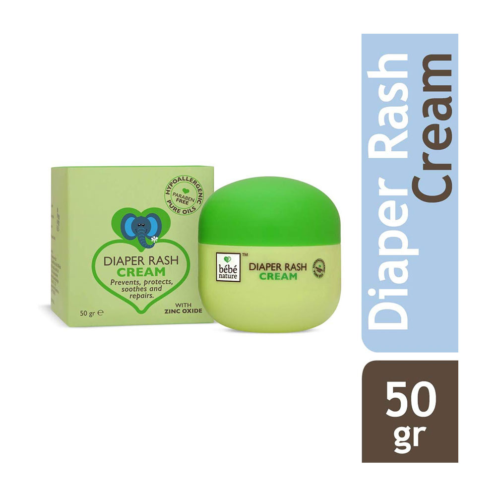 Bebe Nature Natural Diaper Rash Cream