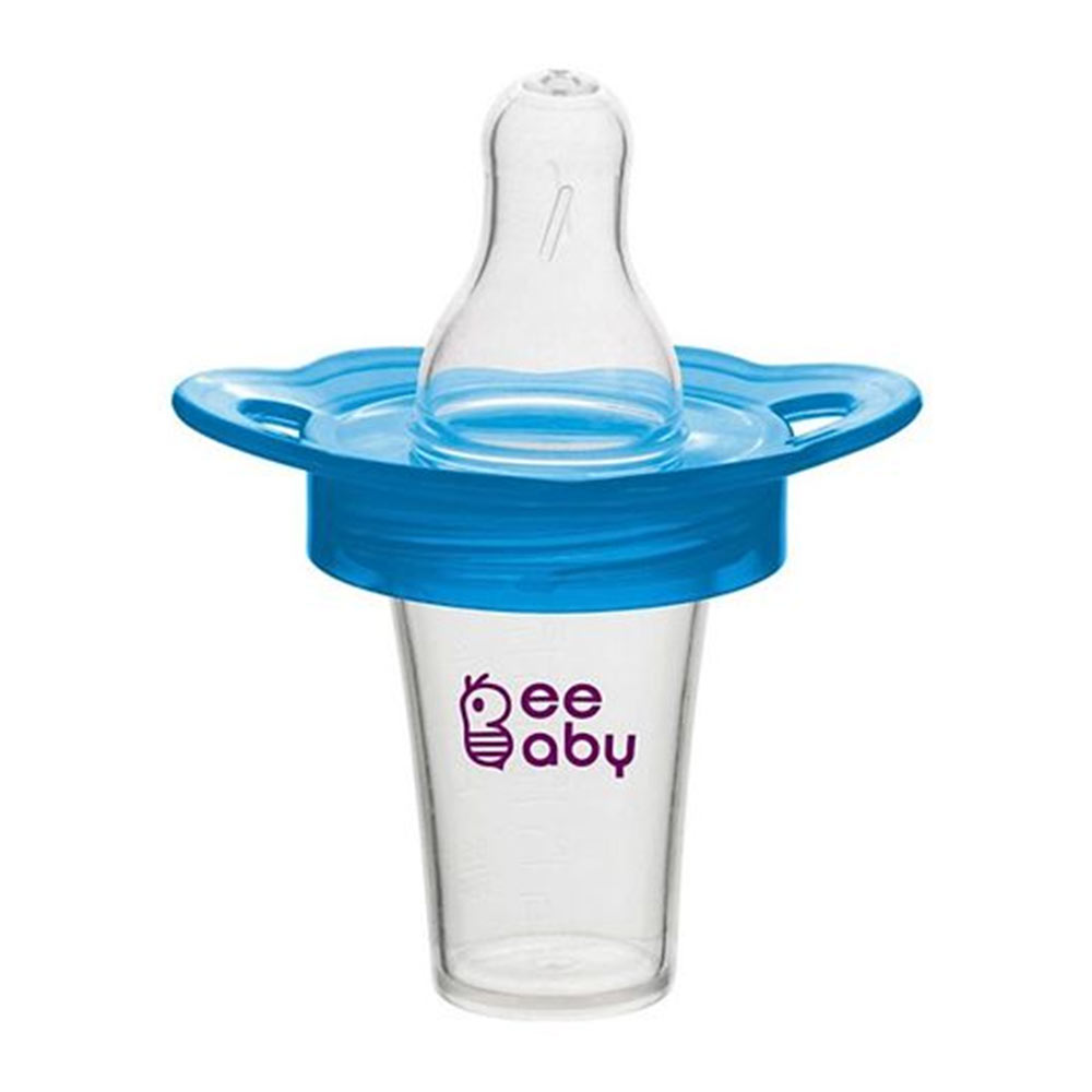 Beebaby Medicine Dispenser with Soft Silicone Nipple