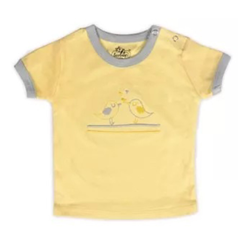 Beebop Babee's Clothing Gift Set Bird Print Pack-2