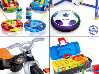 20 Best Toys For 3-Year-Old Boys In 2021