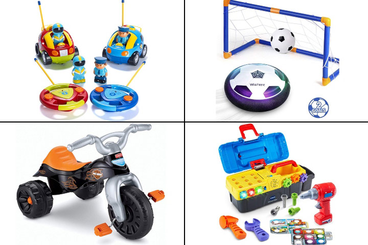 good gifts for 3 year old boy