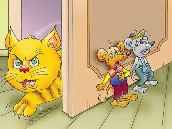 बिल्ली के गले में घंटी की कहानी | Billi Ke Gale Mein Ghanti