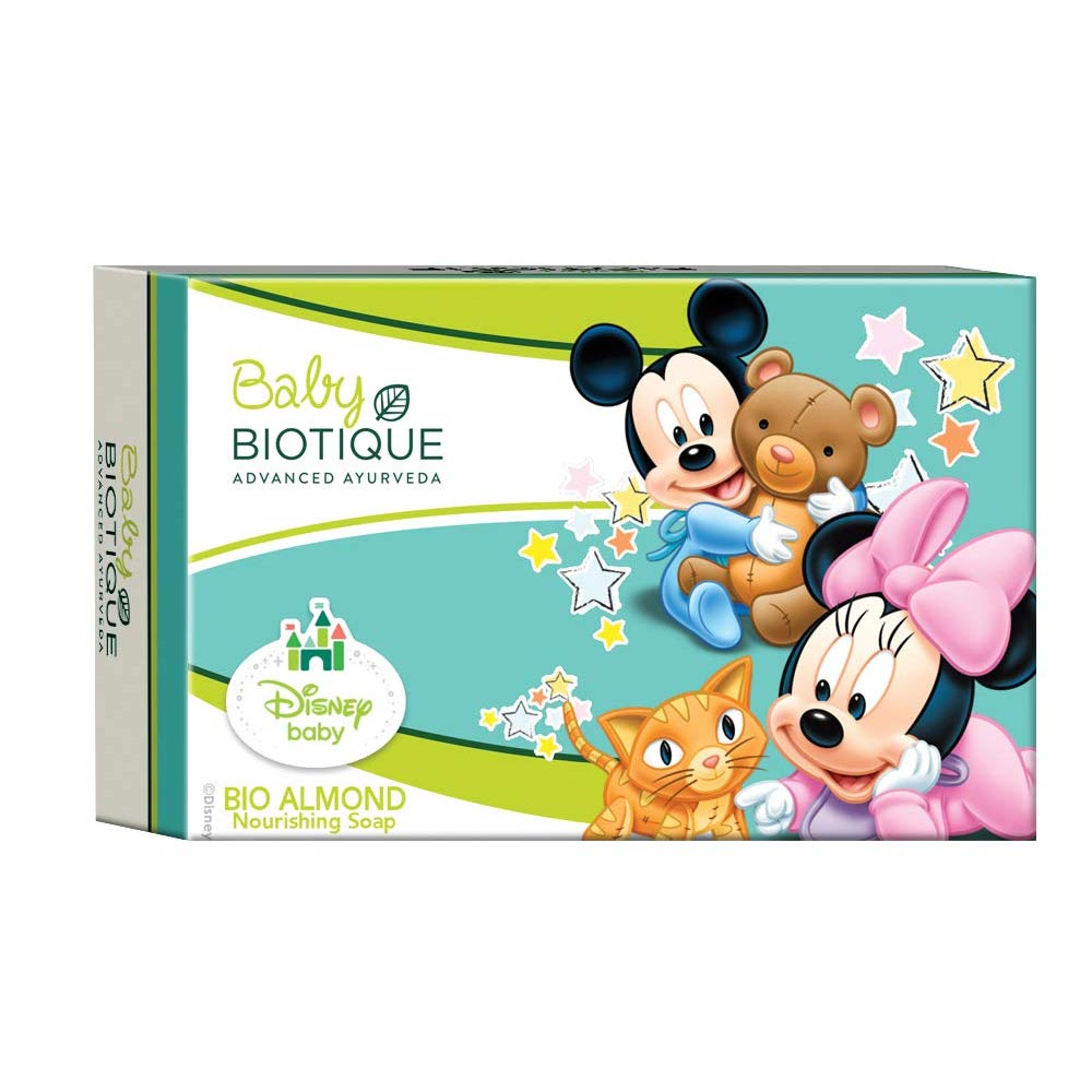 Biotique BIO Almond Disney Nourishing SOAP-0